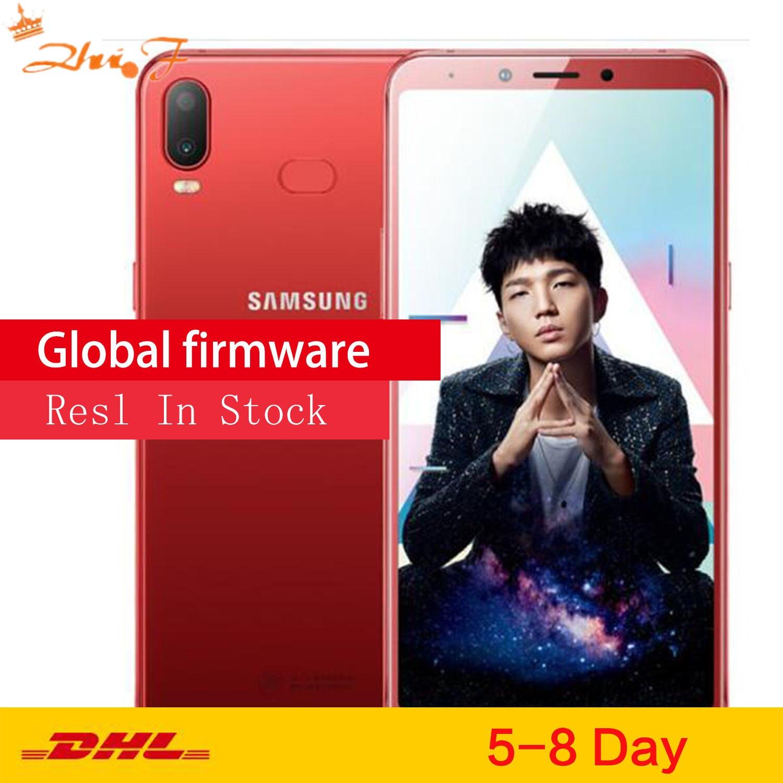 Samsung Galaxy A6s G6200 Smartphone 6 0 6GB RAM 64 128GB ROM Snapdragon 660 Octa Core