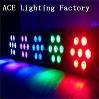 6pcs Lot Fast Shipping American DJ Mega Tri Par Profile Bright Stage LED Wash Light RGB