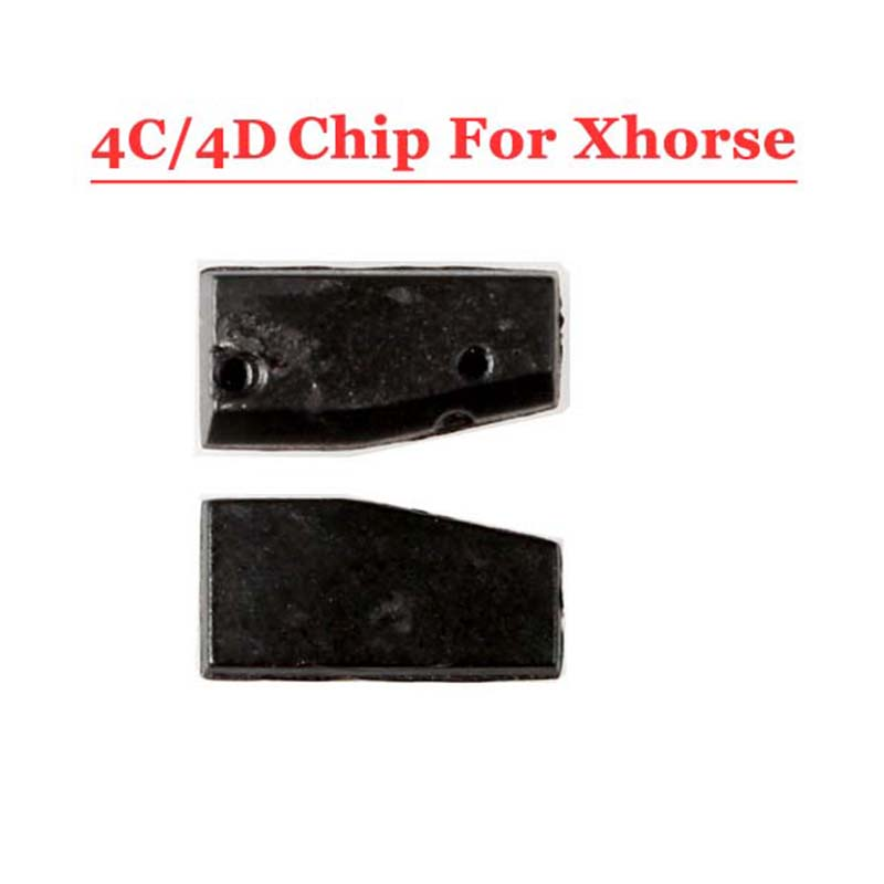 Free Shipping(5pcs/lot)4C 4D Copy Chip For XHORSE VVDI Key Tool With Good Quality