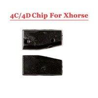 Frete grátis (5 pçs/lote) 4C Cópia 4D Chip para XHORSE VVDI Ferramenta Chave com boa qualidade