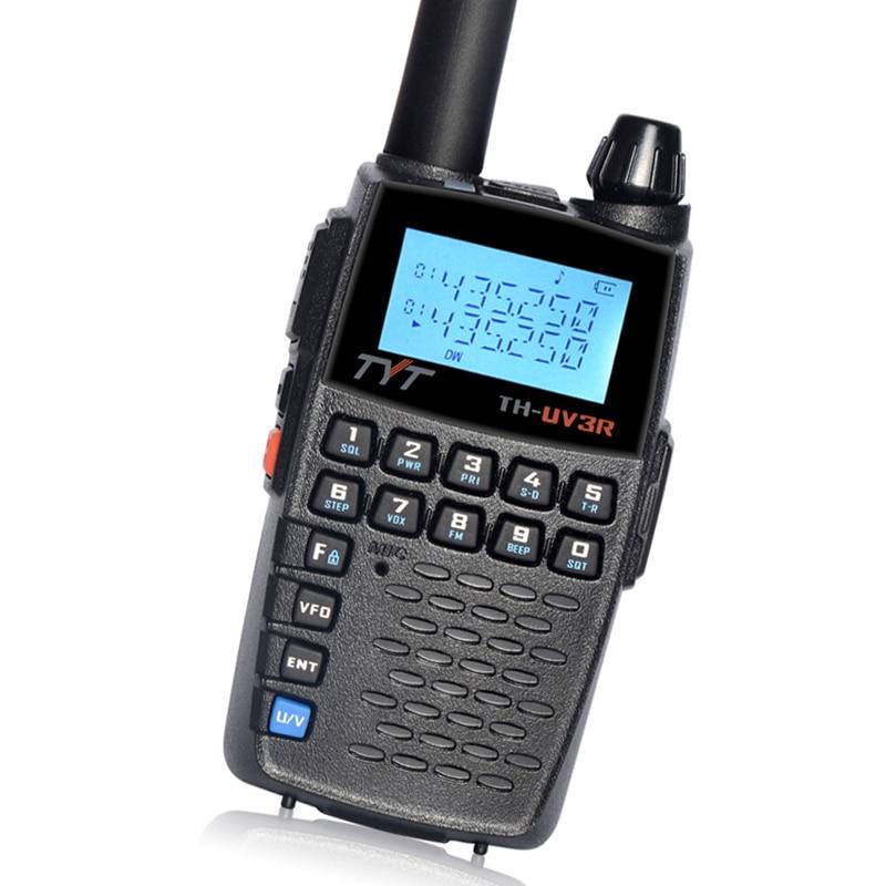 2pcs/lot  2017 New Two Way Radio TYT Dual Band VHF/UHF 108 Channel Handheld Walkie Talkie TYT TH-UV3R2pcs/lot  2017 New Two Way Radio TYT Dual Band VHF/UHF 108 Channel Handheld Walkie Talkie TYT TH-UV3R