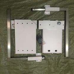 DIY Murphy Muur Bed Mechanisme met 5 Springs Bed Hardware Kit Neerklapbare Bed Mechanisme Voor 0.9-1.2m bed