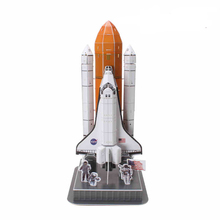 Space Shuttle Discovery 3D Puzzle