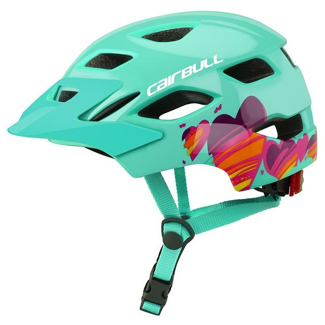 Cairbull JOYTRACK 2019 roda de balanço de scooter capacete da bicicleta das crianças deslizando capacete com luz da cauda 6 cor opcional 4