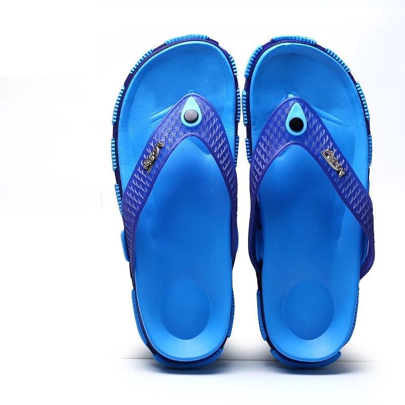 Летние Для мужчин вьетнамки пляжные сандалии для Для мужчин без каблука Шлёпанцы для женщин Нескользящие Сандалии для девочек Pantufa Zapatillas ...