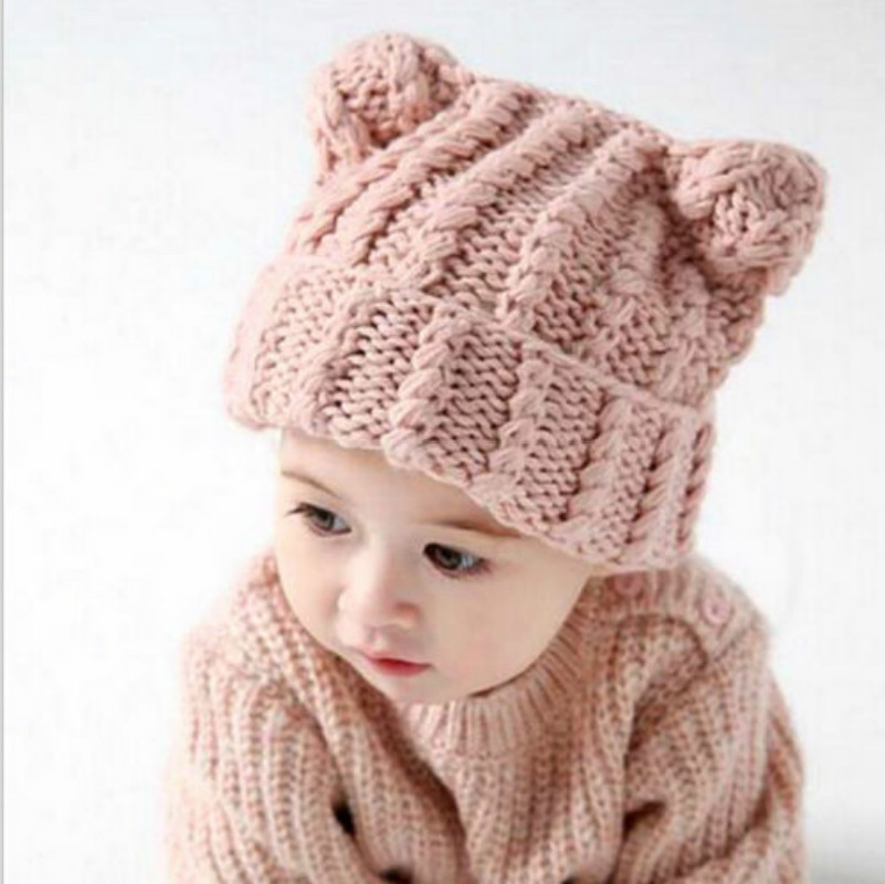 Newborn Baby Hats Photography Props Headwear Bonnet Casual Lace Beanie Costume