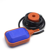 High Quaility Level A 2m Water Tank Level Controller Safe Plastic Float Switch Liquid Switches