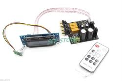 Assembled Upgrade PGA2311 Stero Remote Volume Controller Preamplifier Board