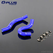 Silicone Radiator Hose Fit For 03-11 HONDA ELEMENT DX-EX/SC