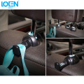 New Hot Selling 2Pcs/lot Car Interior Accessories Portable Auto Seat Hanger Purse Bag Organizer Holder Hook Headrest Hanger Hook