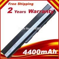 5200mah Battery For ASUS K52 K52D K52DE K52DR K52F K52J K52JB A31 K52 A32 K52
