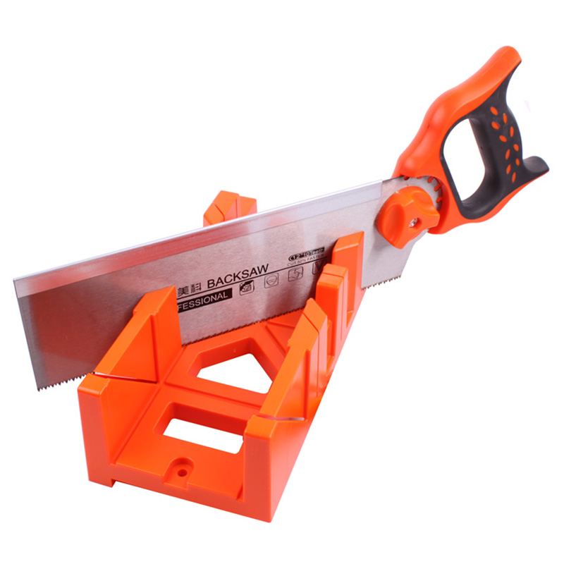 1Pc 12 14 inch Miter Saw Cabinets Multifunction Woodworking Hand Tools Home DIY Wood Working Hand Saws Clamped Box1Pc 12 14 inch Miter Saw Cabinets Multifunction Woodworking Hand Tools Home DIY Wood Working Hand Saws Clamped Box
