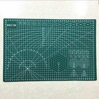 PVC Cutting Mat A3 45 30cm Durable Self Healing Handmade DIY Quilting Accessories Flexible Green Patchwork