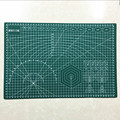PVC Cutting Mat A3 45*30cm Durable Self Healing Handmade DIY Quilting Accessories Flexible Green Patchwork Board Plotter