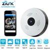 ZILNK 2MP 1080 Full HD Fisheye 360 Degree Panoramic P2P IP Camera Two Way Audio Home