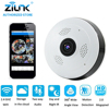 ZILNK 2MP 1080 Full HD Fisheye 360 Degree Panoramic P2P IP Camera Two Way Audio Home