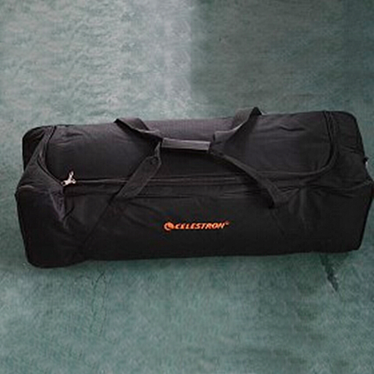 CELESTRON 114AZ original portable handbag, shock proof, professional travel carried телескоп celestron astromaster lt 70 az