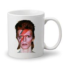 David Bowie Ziggy Stardust tazas tazas de café taza blanca de cerámica arte del té taza calcomanía casa agua de la cerveza de la bebida de leche de porcelana botella