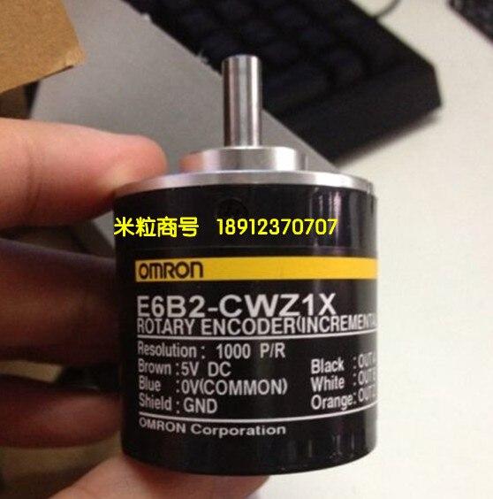 Rotary encoder E6B2-CWZ1X 1000P/R