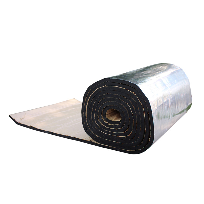 Adhesive Heat Insulation Foam And Reflective Insulation Board For Roof And Sunshine Room, 2m2/roll