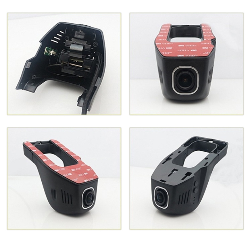 For Nissan Rogue / Novatek 96658 Registrator Dash Cam / Car Driving Video Recorder DVR Mini Control APP Wifi Camera Black Box for vw eos car driving video recorder dvr mini control app wifi camera black box registrator dash cam original style