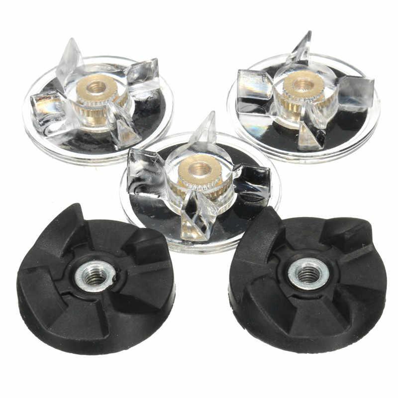 3 Engrenagem Base de plástico + Borracha 2 engrenagem para Bala Mágica Substituição de Peças de Reposição de Qualidade Durável