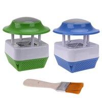 220-240 볼트 USB 전자 모기 곤충 킬러 램프 LED 광촉매의 곤충 모기 램프 구충제 실내 사용
