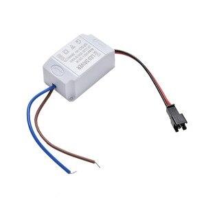 Image 2 - 1 pièces transformateur alimentation LED alimentation pilote adaptateur électronique 3X1W Simple ca 85 V 265 V à DC 2 V 12 V 300mA LED pilote de bande