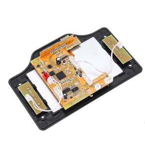 Image 5 - LEORY DC 5V 3A Audio bluetooth Receiver Decoder Board Lossless 4.3 Inch TFT HD Video MP4 MP5 For Car Speaker