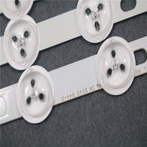 "Image 5 - LED Backlight Strip 40 ""39"" วัลย์จันทะฟองREV1.0 ABCสำหรับTOSHIBA 40L3433DG VESTEL VES390UNDC 01 VES400UNDS 01 VES400UNDS 02"