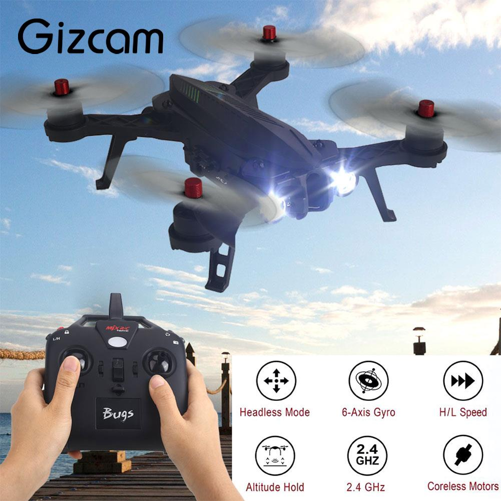 Innovative Drone Four-Axis Aircraft UAV Helicopter Black ABS 4CH Party Competition USB Charge MJX B6 все цены