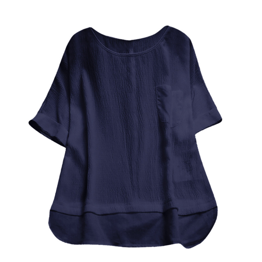 Women's Clothing Blouse Womens 2019 Summer Button Five-pointed Star Hot Drill Tops Women Casual Blusas Mujer Plus Size Blouse High Resilience