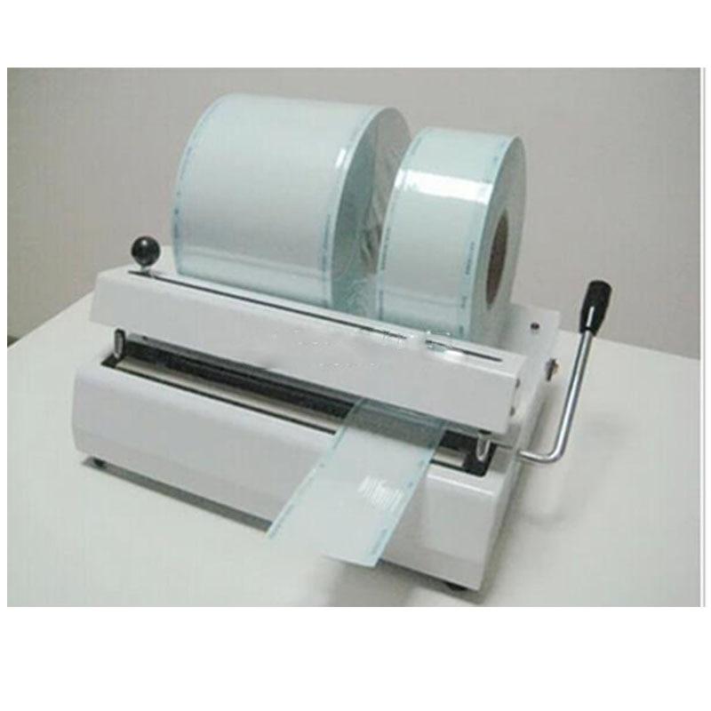купить 1pc New Dental Sealer/ Medical Sealer/ Sterilization Bag Sealer/ Mouth/ Disinfecting Bag Sealing Machine по цене 9560.45 рублей