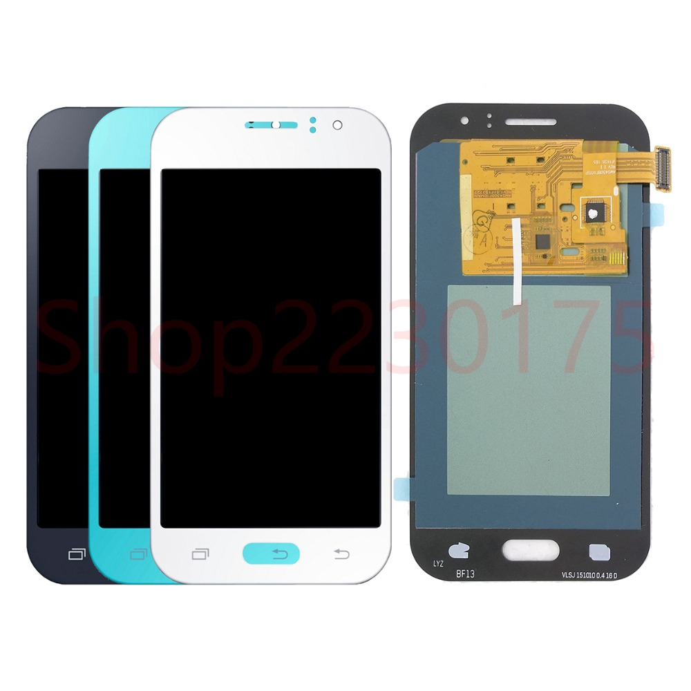 For <font><b>Samsung</b></font> Galaxy <font><b>J1</b></font> <font><b>Ace</b></font> J110 J110H J110F J110M Super AMOLED <font><b>LCD</b></font> Display Touch Screen Digitizer Assembly Replacement Parts image
