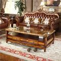 Europese stijl moderne marmeren salontafel o1147
