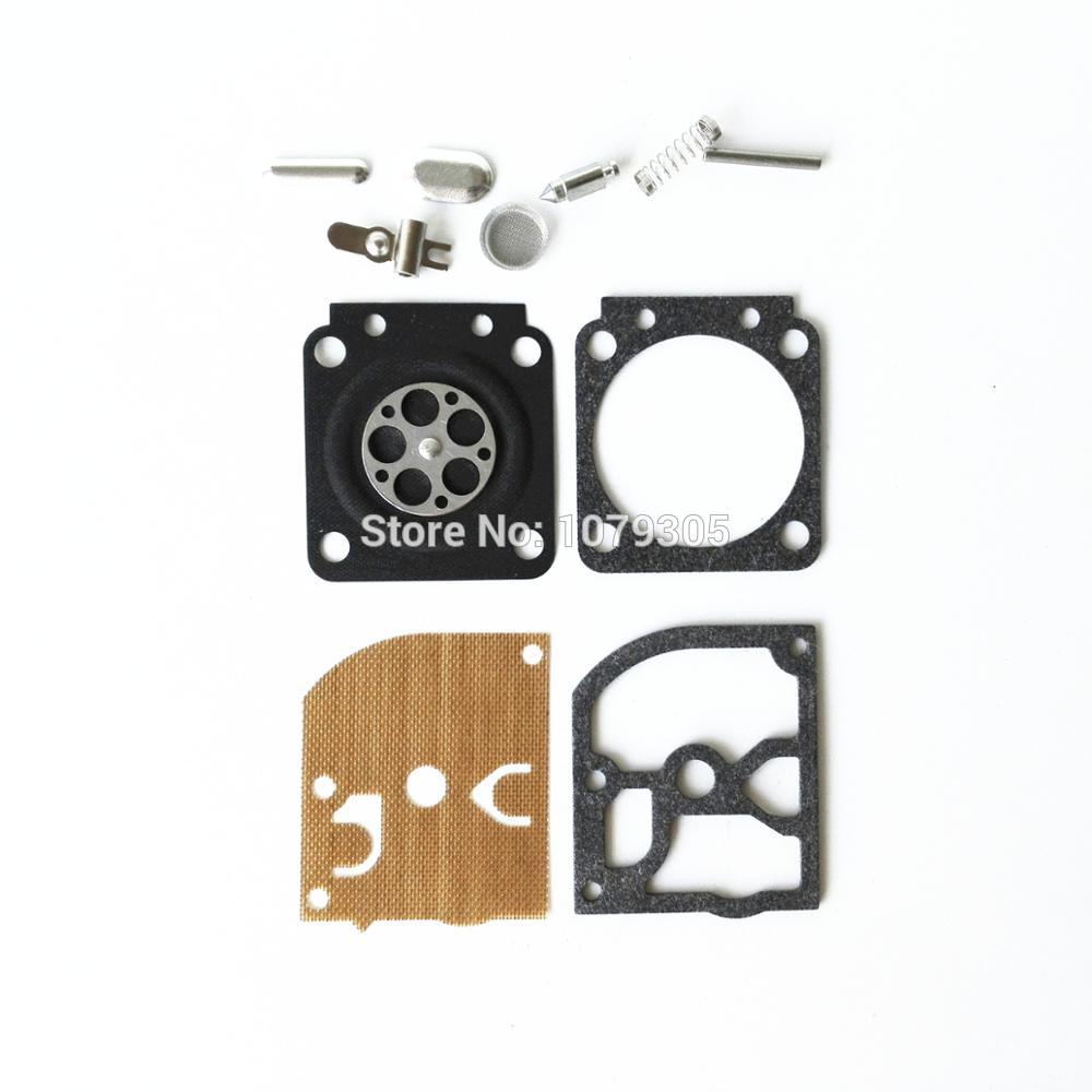 10 Set Zama Carburetor Repair Kit For STIHL MS 180 170 MS180 MS170 018 017 Chainsaw Replacement Parts