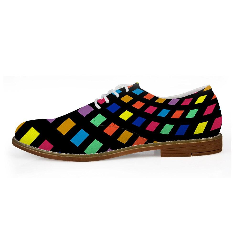 Модная Праздничная обувь с принтом; мужские свадебные лоферы на шнуровке; сезон осень; Новинка; Мужские модельные туфли на плоской подошве;
