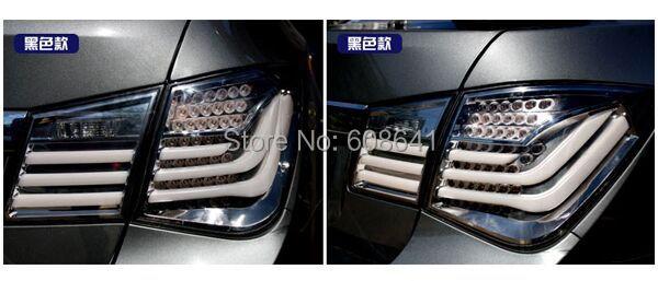 Super Lüks 09-12 Cruze LED arxa işıq, BMW stil üçün açıq - Avtomobil işıqları - Fotoqrafiya 2