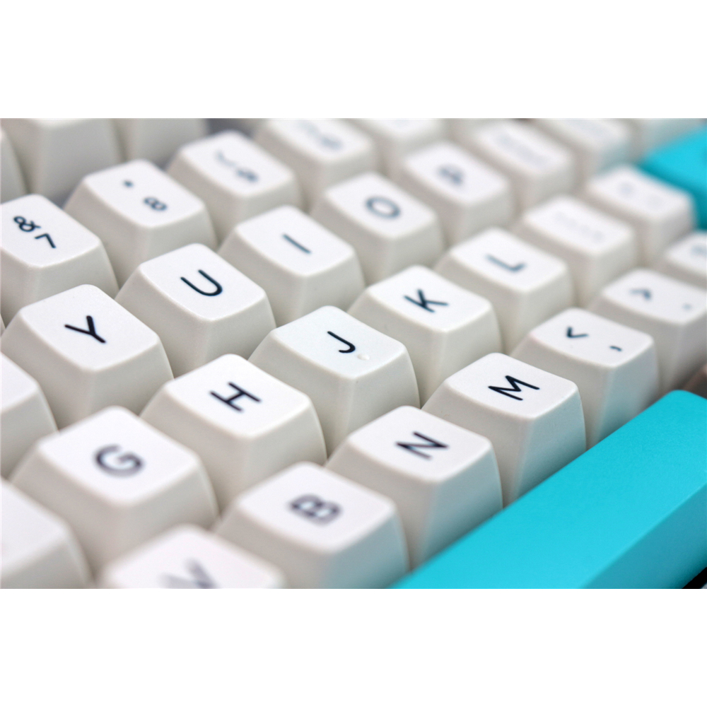 MP Retro Beige 134 KEYS SA PBT Keycap Blank/Sublimation Keycs