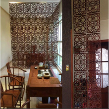 creative office partitions. 6PCS/LOT Wooden Screens Creative Retro Chinese Style Living Room Bedroom Dining Office Partition Curtain Partitions