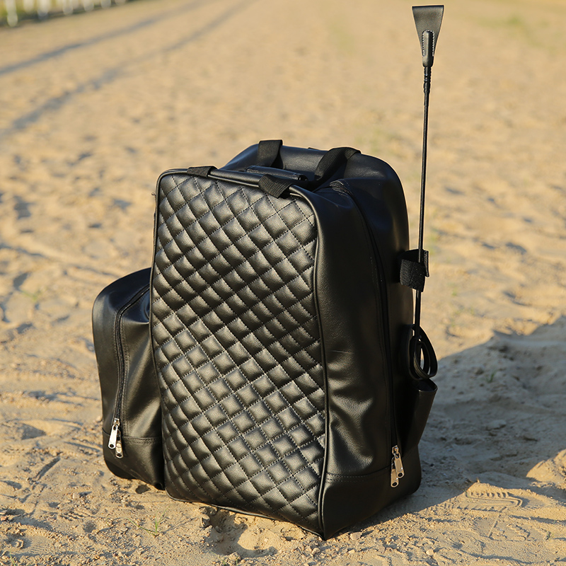 Equestrian Bag Riding Bag Knight Bag Equestrian Bag Horse Shoe Bag Easy To Carry Large Capacity Waterproof Equestrian Equipment