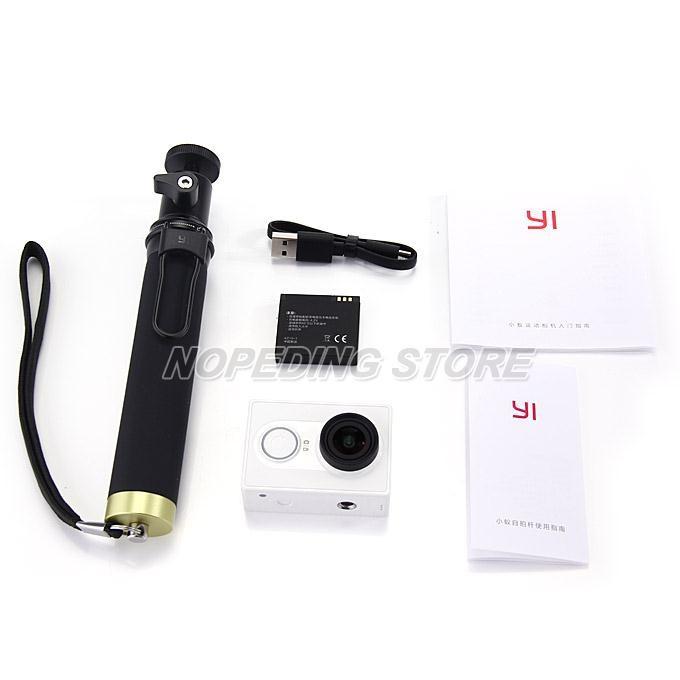 Xiaomi Xiaoyi WiFi Action Camera 16MP 60FPS Ambarella Travel version 1849276