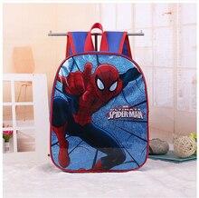Muchachas de la Venta caliente mochila de dibujos animados niños encantadores de la princesa sofia mochila Lindo Niño Marca de spiderman niños mochilas