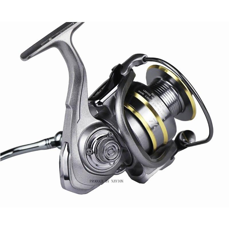 KSA dual line spool fishing reel 002