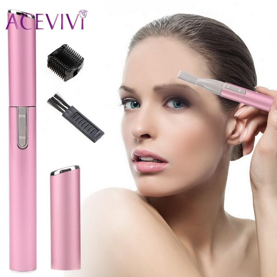 Epilatore ugello depilazione viso