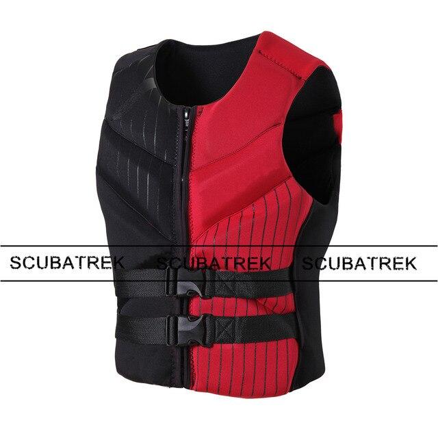 adult life vest neoprene floating vest swim life jacket surfing vests life  jackets swim buoys snorkeling 2849e43ed