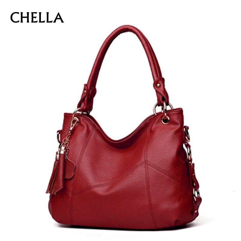 Women Handbag Genuine Leather Luxury Handbags Messenger Designer Shoulder Bags New Fashion Vintage Female Casual Tote SS0359
