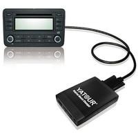 YATOUR Digital Music Changer AUX SD USB MP3 Adapter dla VW Radio Delta MFD2 Premium R100 R110 RCD200 RCD210 RCD300 RCD500 RNS300