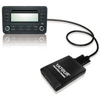 YATOUR Digital Music Changer AUX SD USB MP3 Adapter For VW Radio Delta MFD2 Premium R100