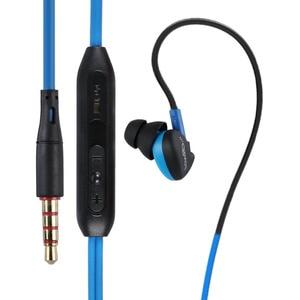 Image 4 - Fonge Impermeabile Wired Auricolari In Ear Auricolari HIFI Sport Bass Cuffie Auricolare con Il Mic per la Galassia s6 huawei smart phone GT